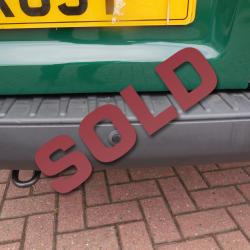 FORD TRANSIT CUSTOM - L1 H2 - 24,000m - HARRODS GREEN - TREND SPECIFICATION