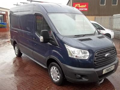 66-TRANSIT  310 MWB TREND FRONT WHEEL DRIVE 130PS