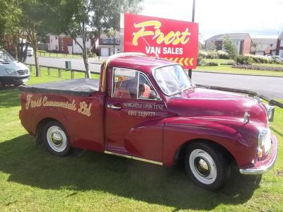 MORRIS MINOR PICK-UP